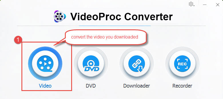How to Fast Convert YouTube Video to MP4, AVI and More