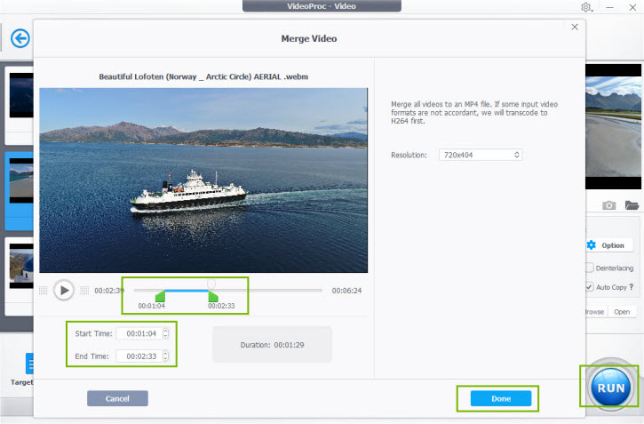 VideoProc Windows Tutorial & User Guide - How to Cut, Edit