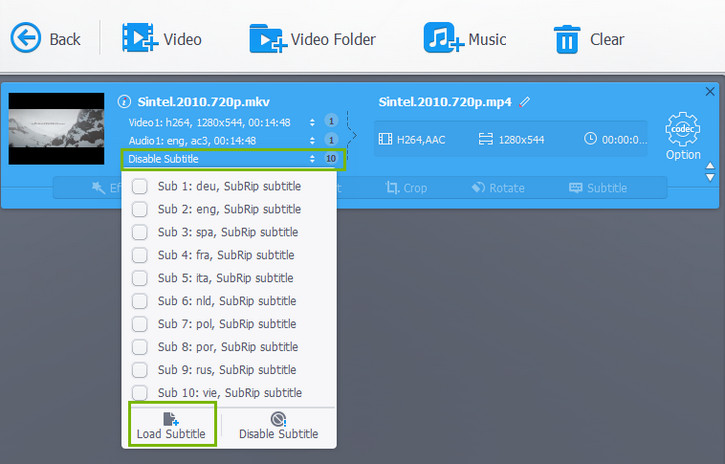 Subtitle Extractor: Easily Extract Subtitles from MKV MP4
