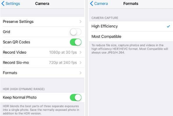 HEVC Taken with iPhone Won't Play? Convert HEVC to H 264
