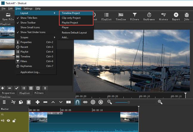 Shotcut Tutorial - How to Use Shotcut Video Editor [2019]
