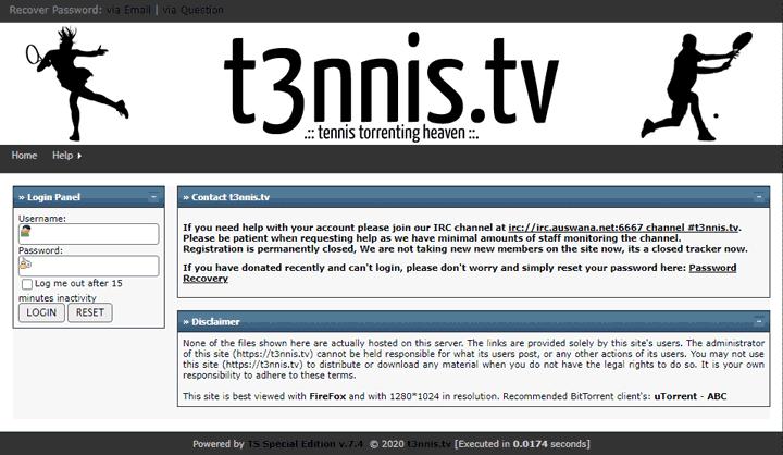 T3nnis TV