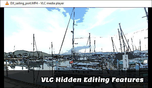VLC Video Editing Tutorial - How to Edit Videos in VLC