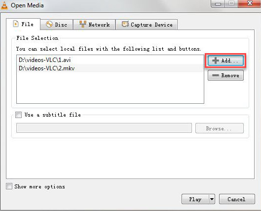 Merge Videos in VLC: Resulting Video Not Working and How to