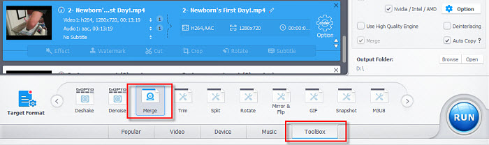 Best Video Merger and Editor Easily Joins Videos Together